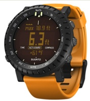 Suunto CORE black orange